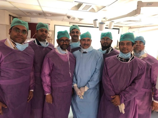 Spine Surgery Hospitals in Hyderabad