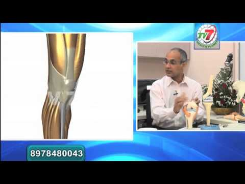 Dr. Udai Prakash of UDAI OMNI talks about Knee Joint Pains and Remedies - 1
