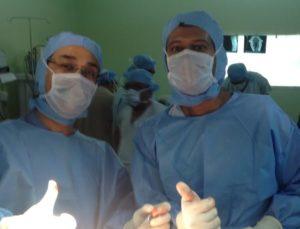 Dr Udai & Dr Sharat Udai Omni
